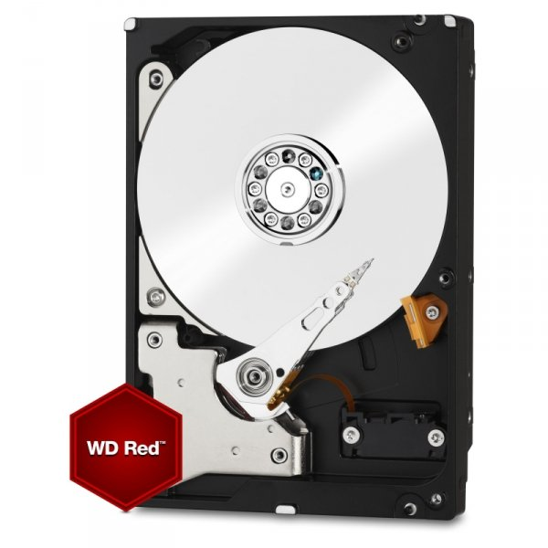 "Western Digital Red 3.5"" 8000 GB Serial ATA III"