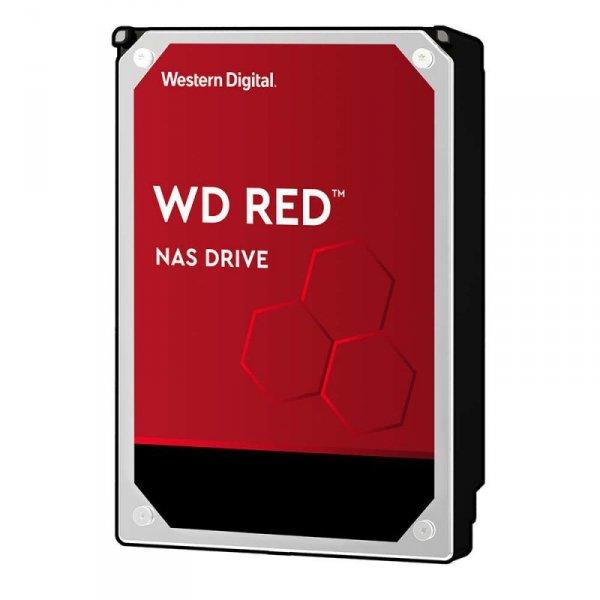 """Dysk HDD WD Red WD20EFAX (2 TB ; 3.5""""; 256 MB; 5400 obr/min; SMR)"""