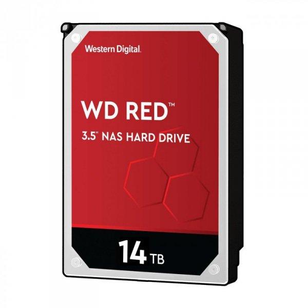 """Western Digital WD Red NAS 14 T 3.5"""" 14000 GB SATA"""