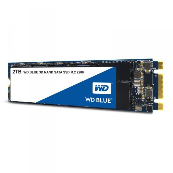 Western Digital Blue 3D M.2 2048 GB