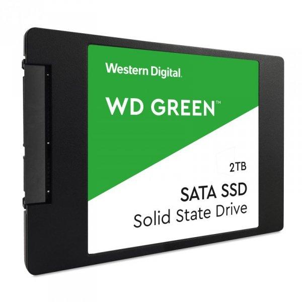 """Western Digital WD Green 2.5"""" 2000 GB Serial ATA III SLC"""