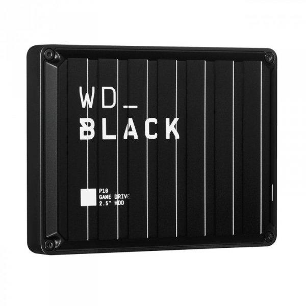 """Dysk zewnętrzny HDD WD Black P10 WDBA3A0050BBK-WESN (5 TB; 2.5""""; USB 3.1; kolor czarny)"""