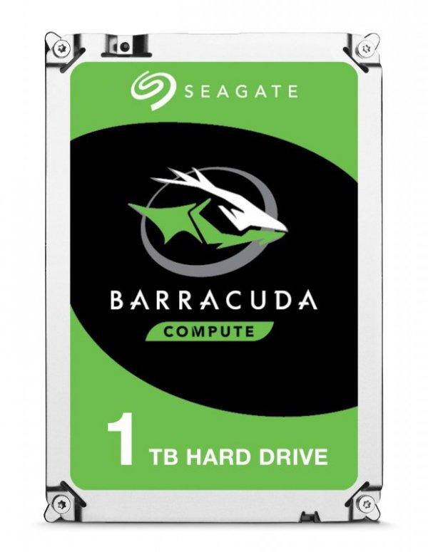 """Seagate Barracuda ST1000DM010 dysk twardy 3.5"""" 1000 GB Serial ATA III"""