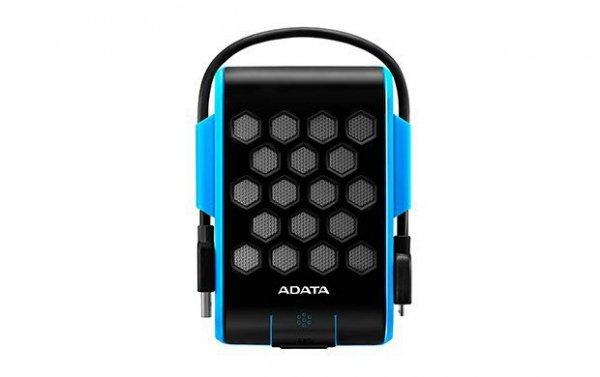 ADATA HD720 zewnętrzny dysk twarde 1000 GB Czarny, Niebieski