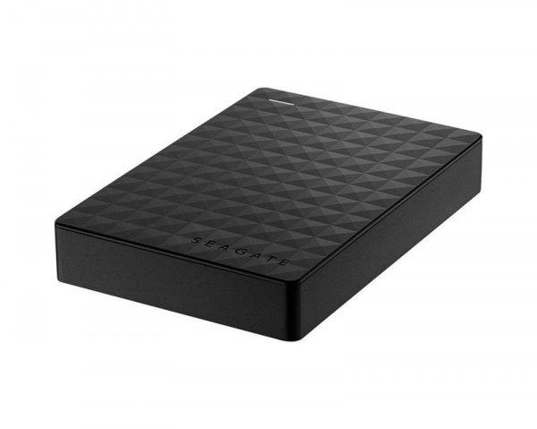 Seagate Expansion Portable 4TB zewnętrzny dysk twarde 4000 GB Czarny