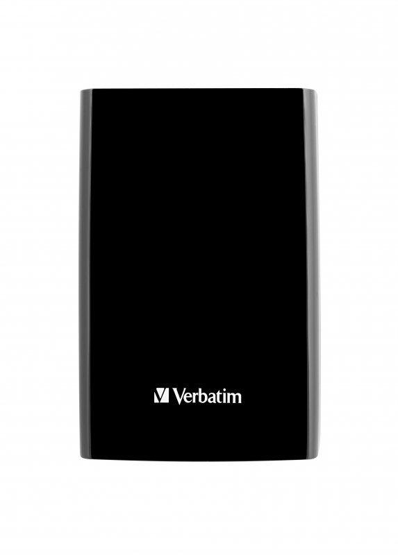 Verbatim Store 'n' Go zewnętrzny dysk twarde 1000 GB Czarny