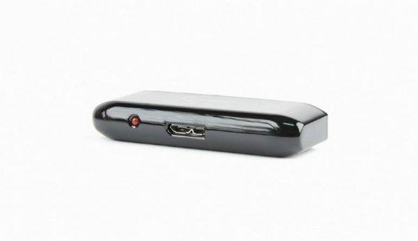 Adapter GEMBIRD AUS3-02 (USB 3.0 M - SATA M; 0,6m; kolor czarny)