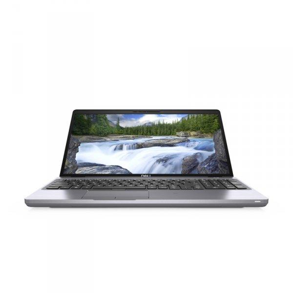 "Dell Latitude 5510  i5-10210U 15.6"" FHD 8GB 256GB SSD FPR SCR BK W10P 3YBWOS"