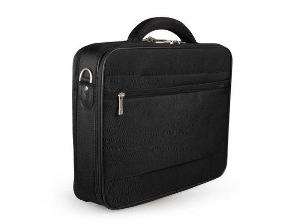 "Torba na laptopa NATEC Boxer NTO-0392 (15,6""; kolor czarny)"
