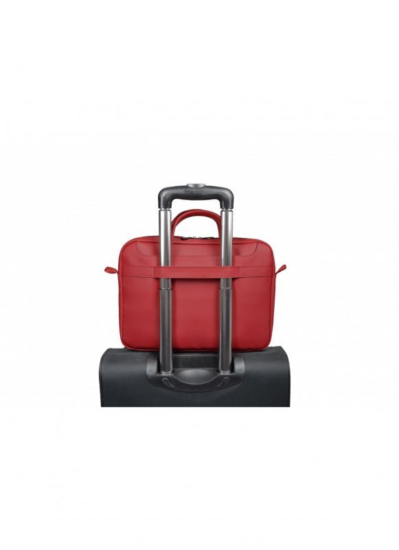 "Torba na laptopa PORT DESIGNS Zurich 110302 ( Top Load; 13/14""; kolor czerwony)"