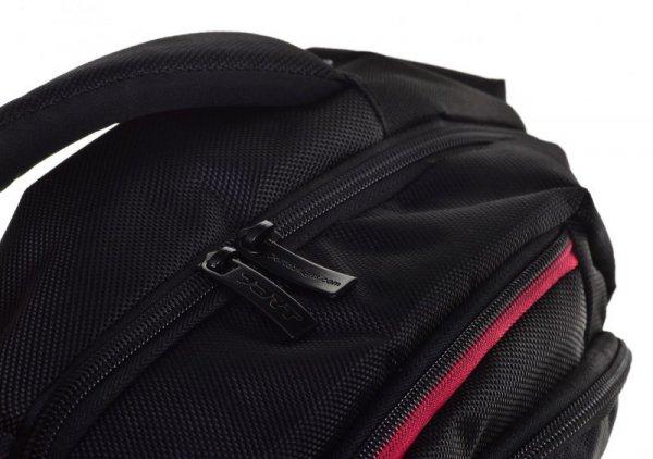 "Plecak na laptopa PORT DESIGNS Courchevel 160511 (17,3""; kolor czarny)"