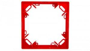 Ramka maskujaca uniwerslana czerwona RM-60-R