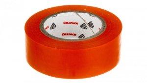 Taśma izolacyjna 128 0.15-19-10 PVC/pomarańczowa