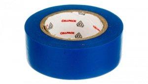 Taśma izolacyjna 128 0.15-19-10 PVC/niebieska