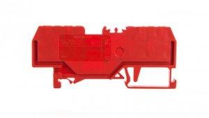 Złączka 4-przewodowa 1,5mm2 czerwona 279-833 /100szt./