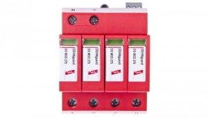 Ogranicznik przepięć C Typ 2 4P 20kA 1,5kV DEHNguard M TNS 275 FM 952405