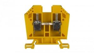 Złączka szynowa ochronna 16/25mm2 zielono-żółta EURO 43403E