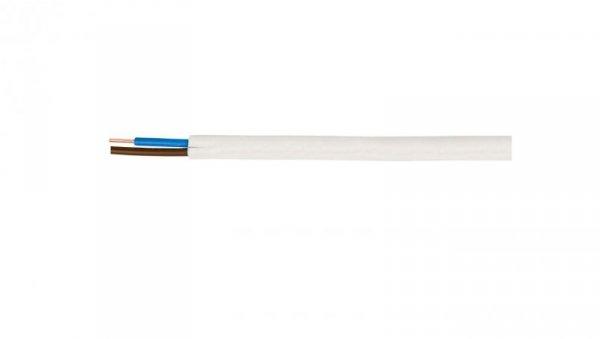 Przewód płaski YDYp 2x1 300/500V /100m/