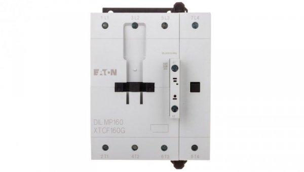 Stycznik mocy 160A AC-1 4P 190-240VAC 0Z 0R DILMP160(RAC240) 109915