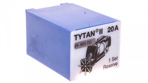 Wtyk bezpiecznikowy D01/gG/6A/24-60V Z-SLS/B/24-20A 269000 /3szt./