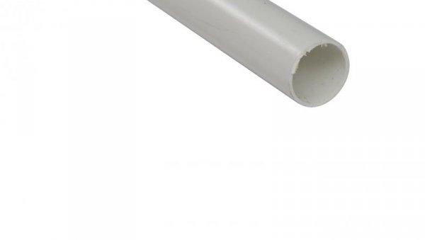 Rura elektroinstalacyjna sztywna gładka RL 18 (320 N) EKO biała 68014 /20 x 3m/