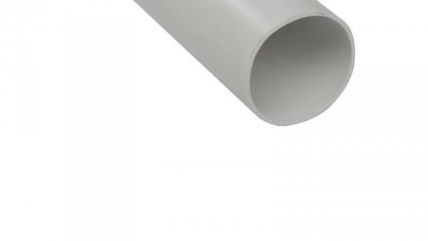 Rura elektroinstalacyjna sztywna gładka RL 37 (320 N) EKO biała 68020 /3m/