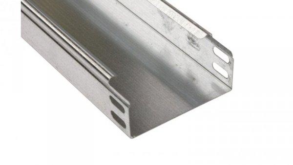 Korytko kablowe cynkowane pełne 100x42mm 2m 0,5mm KBR100H42/2 141510