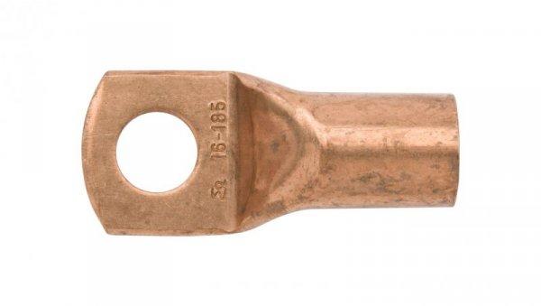 Końcówkaoczkowa miedziana KM 185/16 E11KM-01010108000