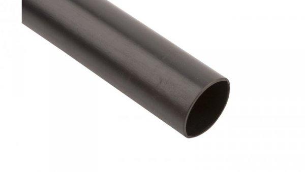 Rura termokurczliwa pogrubiana SRH2/22-6/1000mm/B z klejem czarna 127418