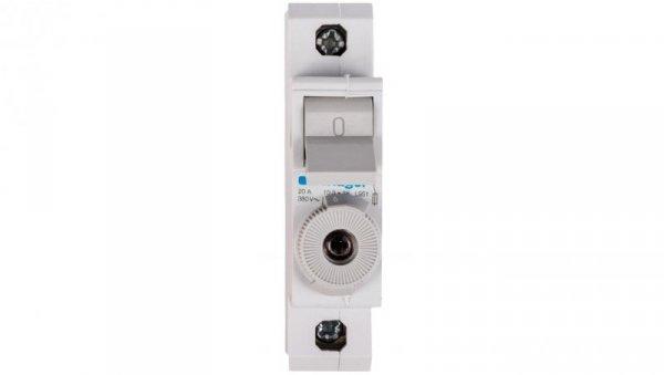 Rozłącznik bezpiecznikowy cylindryczny 1P 10x38mm L95100