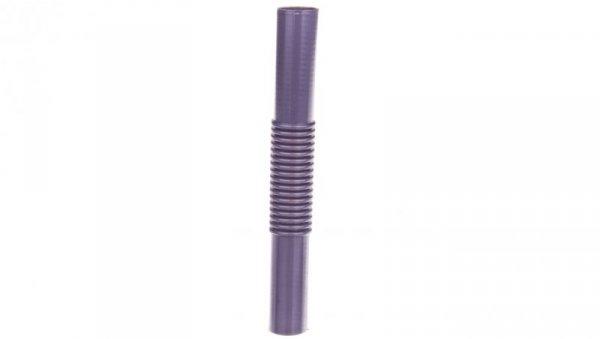 Zlaczka do rur elektroinstalacyjnych PVC ZCL 18 SZ szara 10126 /100szt./