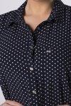 koszula w groszki