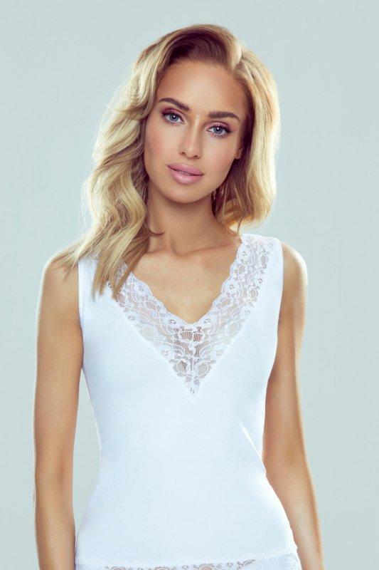 Koszulka Model Lexie White - Eldar