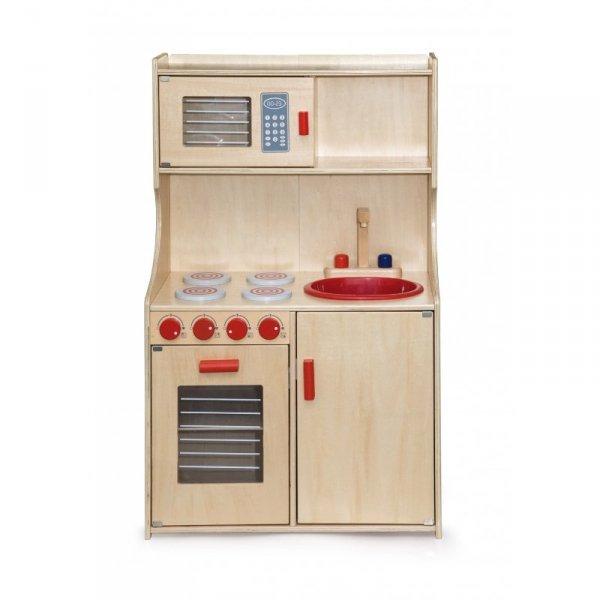 Duża Kuchnia Drewniana Modern - Viga Toys