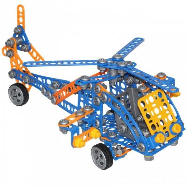 Wader Klocki Konstrukcyjne Mały Wynalazca 232 elem. Zestaw Narzędzi