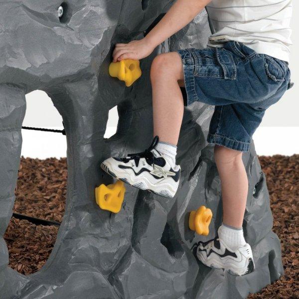 STEP2 Góra Wspinaczkowa Skałka Plac zabaw