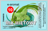 AROMAT MIX MIĘTOWY - 10 ML