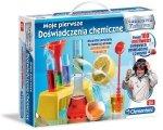 Clementoni Zestaw naukowy Moje pierwsze doświadczenia chemiczne