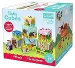 Baby cubes - W lesie - Little Planet