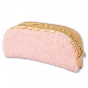 Piórnik pink&gold