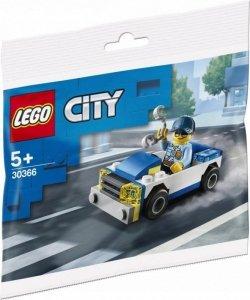 Klocki City 30366 Samochód policyjny