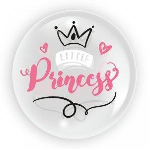 Balon 45 cm - Little Princess 6 sztuk