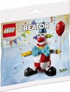LEGO Klocki Creator 30565 Klaun z urodzinowego przyjęcia