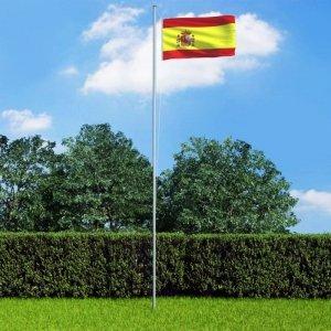 Flaga Hiszpanii, 90x150 cm