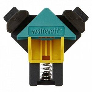 wolfcraft Zaciski narożne ES 22, 2 szt., 3051000