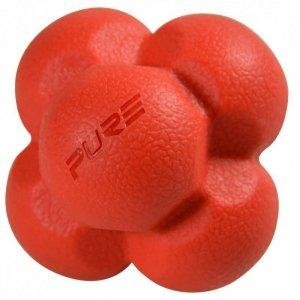 Pure2Improve Piłka reakcyjna, czerwona, P2I200560