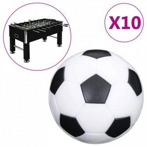 Piłeczki do piłkarzyków, 10 szt., 32 mm, ABS