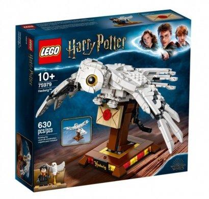 Klocki Harry Potter i Hedwiga