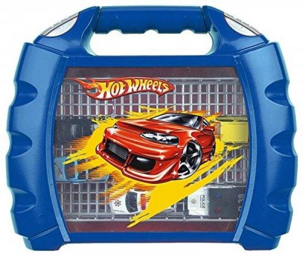 Klein Walizka na samochodziki Hot Wheels 30 sztuk