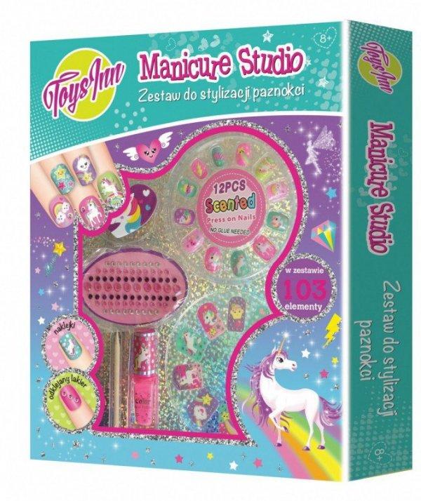 Zestaw Manicure Studio Jednorożec